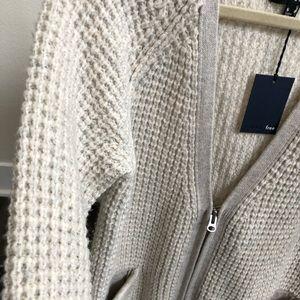 Aritzia Sweaters - Wilfred free birch cardigan sweater